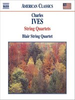 IVES: String Quartets Nos. 1 and 2