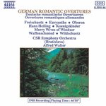 German Romantic Overtures