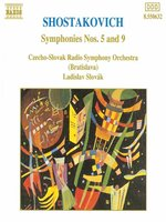 SHOSTAKOVICH: Symphonies Nos 5 and 9