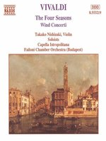 VIVALDI: The Four Seasons /  Wind Concertos