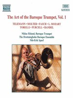 BAROQUE TRUMPET (THE ART OF THE), Vol  1