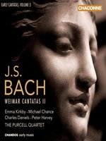BACH, J.S.: Early Cantatas, Vol. 3
