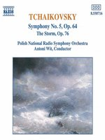 TCHAIKOVSKY: Symphony No 5 / The Storm