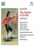 ROSSINI: The Barber of Seville (Highlights)
