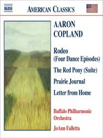COPLAND: Prairie Journal / the Red Pony Suite / Letter from Home