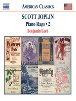 JOPLIN: Piano Rags, Vol. 2
