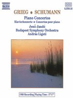 GRIEG / SCHUMANN: Piano Concertos in A Minor