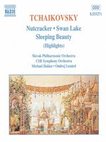 TCHAIKOVSKY: The Nutcracker / Swan Lake / Sleeping Beauty (Highlights)