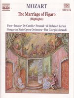 MOZART: The Marriage of Figaro (Highlights)