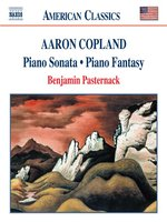 COPLAND: Piano Sonata / Piano Fantasy / Piano Variations
