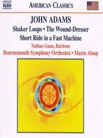 ADAMS: Shaker Loops / Wound Dresser / Short Ride in a Fast Machine