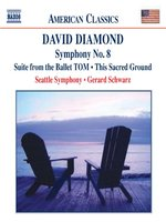 DIAMOND: TOM Suite / Symphony No 8 / This Sacred Ground