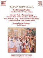 STRAUSS II, J: Most Famous Waltzes