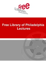 Free Library of Philadelphia Presents: Jhumpa Lahiri 9-18-03