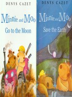 Minnie and Moo Save the Earth / Minnie and Moo Go to the Moon