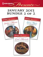 Harlequin Presents January 2013 - Bundle 2 of 2: The Ruthless Caleb Wilde\Beholden to the Throne\The Incorrigible Playboy