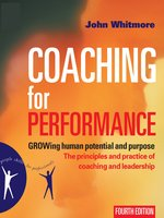 Click here to view Audiobook details for Coaching for Performance by John Whitmore