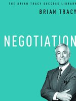Click here to view Audiobook details for Negotiation by Brian Tracy