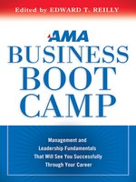 Click here to view Audiobook details for AMA Business Boot Camp by Edward T. Reilly