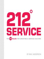 Click here to view Audiobook details for 212º Service by Mac Anderson