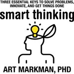 Click here to view Audiobook details for Smart Thinking by Art Markman, Ph.D.