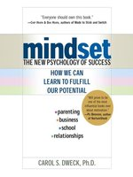 Click here to view Audiobook details for Mindset by Carol Dweck