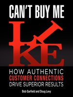 Click here to view Audiobook details for Can't Buy Me Like by Bob Garfield