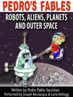 Robots, Aliens, Planets, and Outer Space