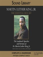 Martin Luther King, Jr.: The Essential Box Set