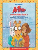 Marc Brown's Arthur Chapter Books,  Volume 1