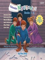 Calendar Mysteries, Books 1-6