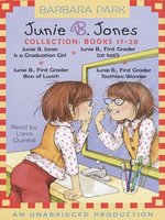 Junie B. Jones Collection, Books 17-20