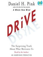 Click here to view Audiobook details for Drive by Daniel H. Pink