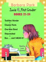Junie B. Jones Collection, Books 21-24