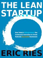 Click here to view Audiobook details for The Lean Startup by Eric Ries