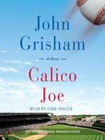 Click here to view Audiobook details for Calico Joe by John Grisham