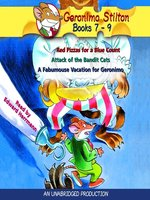 Geronimo Stilton, Books 7-9