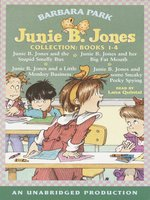 Junie B. Jones Collection, Books 1-4