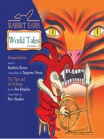 Rabbit Ears World Tales, Volume 2