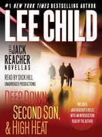 3 Jack Reacher Novellas (with bonus Jack Reacher's Rules)