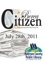 The Berea Citizen 2011 07/28