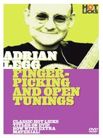 Adrian Legg: Fingerpicking and Open Tunings