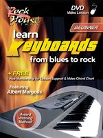 Learn Keyboards from Blues to Rock, Beginner