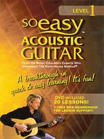 So Easy Acoustic Guitar Level 1