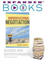 Expanded Books Interview: Improvisational Negotiation