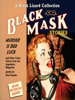 Black Mask Stories, Volume 2