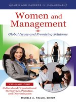 Click here to view eBook details for Women and Management by Michele A. Paludi