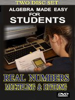 Multiplying & Dividing Real Numbers