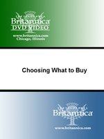 Choosing What to Buy