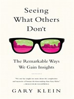 Click here to view eBook details for Seeing What Others Don't by Gary Klein